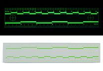 e44700_ruler_fluo_green_15cm